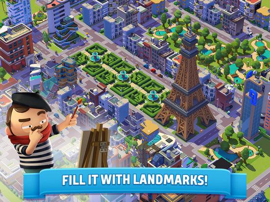 City Mania: Town Building Game screenshot 10