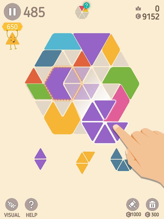 Make Hexa Puzzle screenshot 6