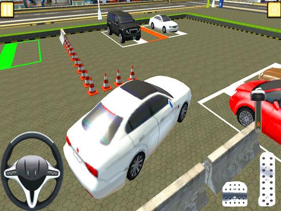 Mall Car Parking Simulator screenshot 5
