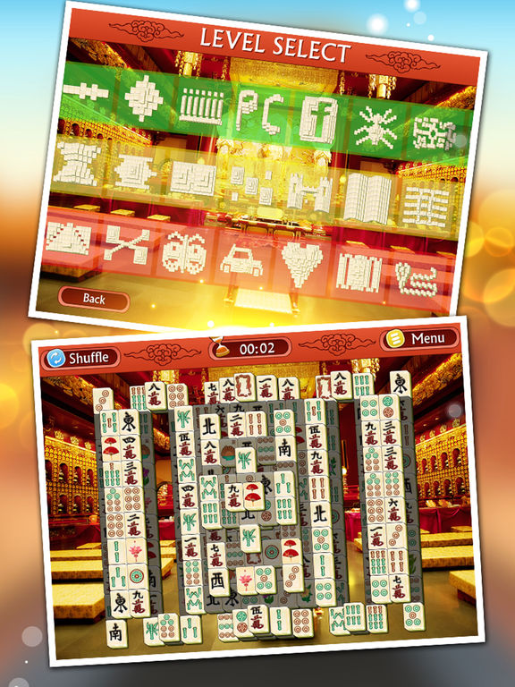Majong Classic 3D - Mahjong Deluxe Pro screenshot 8