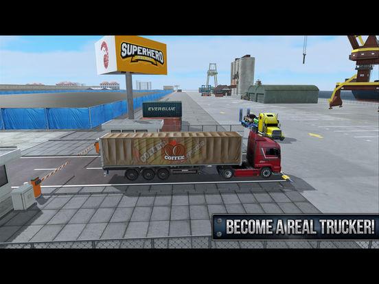 Truck Simulator 2017 * screenshot 8