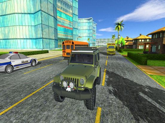 In Car VR Parking 2017 - Miami Edition screenshot 10
