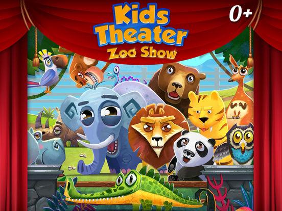 Kids Theater: Zoo Show screenshot 6