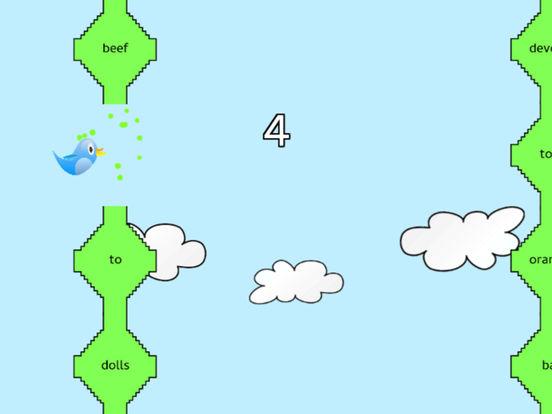 FlappyVerb screenshot 3
