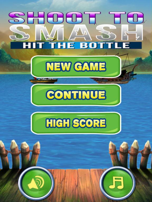Shoot to Smash Hit the Bottle screenshot 6