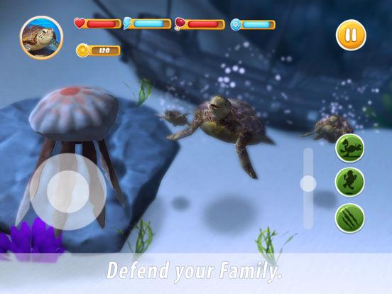 Turtle Family Simulator screenshot 7