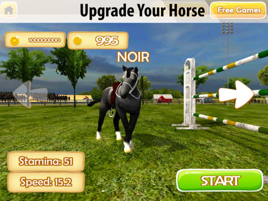 Equestrian: Horse Racing 3D Full screenshot 8
