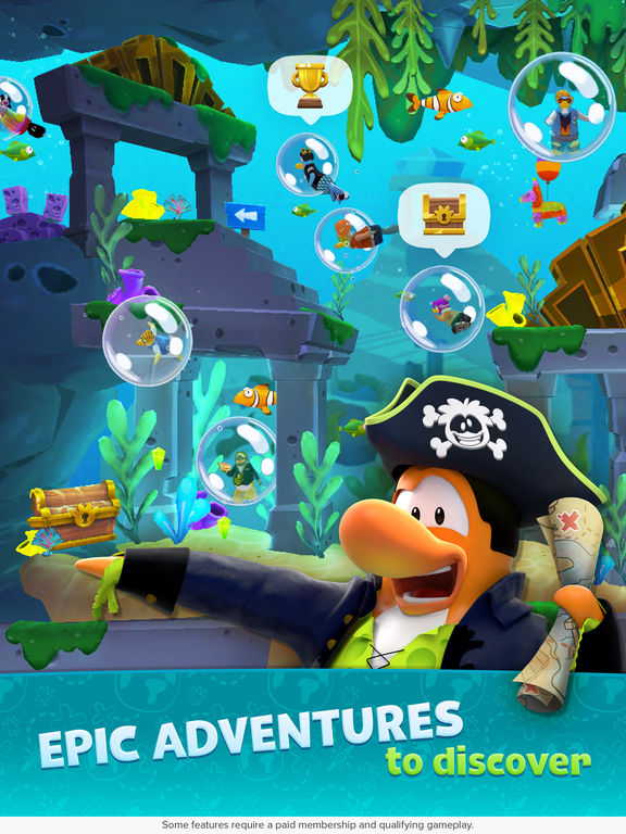 Club Penguin Island screenshot 8