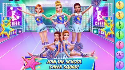 Cheerleader Champion Dance Off screenshot 1