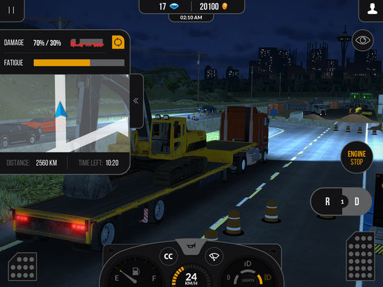 Truck Simulator PRO 2 screenshot 10