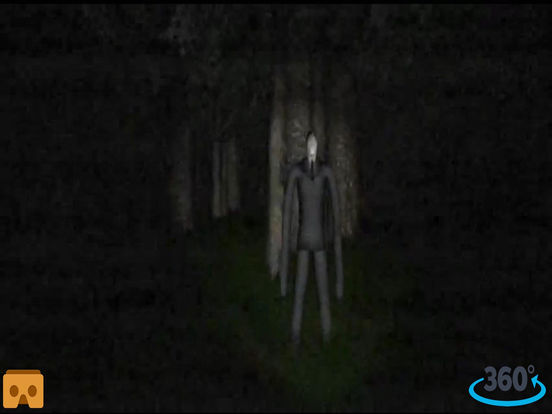VR for Slender Man with Google Cardboard screenshot 4
