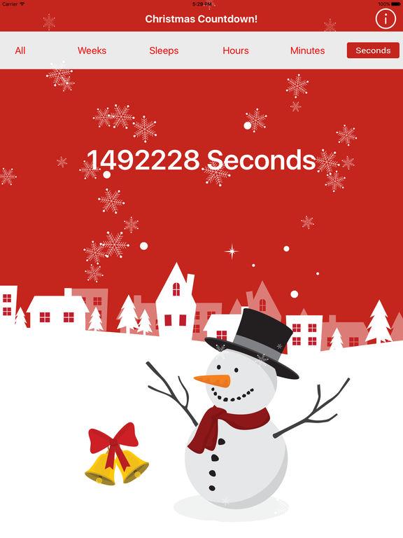 Christmas Countdown & Event Reminder screenshot 9