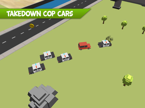 Police Offroad Escape Chase screenshot 9