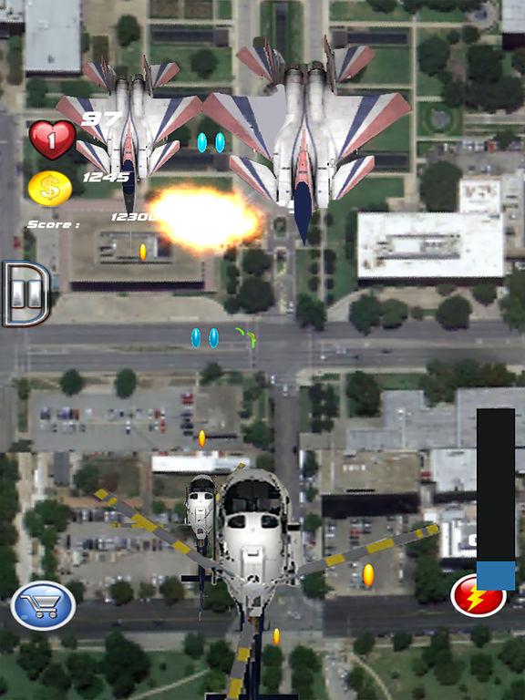 Jet Air Fighter : Combat War screenshot 10