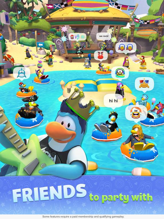 Club Penguin Island screenshot 6
