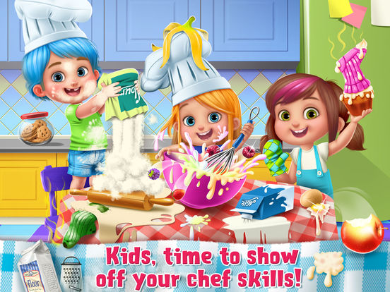 Little Chef - Rule the Kitchen screenshot 6