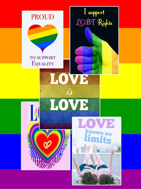 LGBT - Gay & Lesbian Wallpapers & Image Quotes screenshot 7