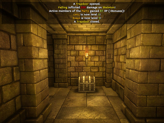 The Deep Paths screenshot 10