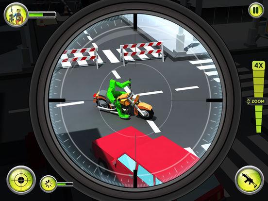 Pixel Survival Sniper screenshot 8