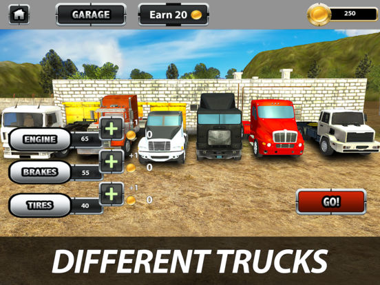 American Trucks Offroad Full screenshot 6