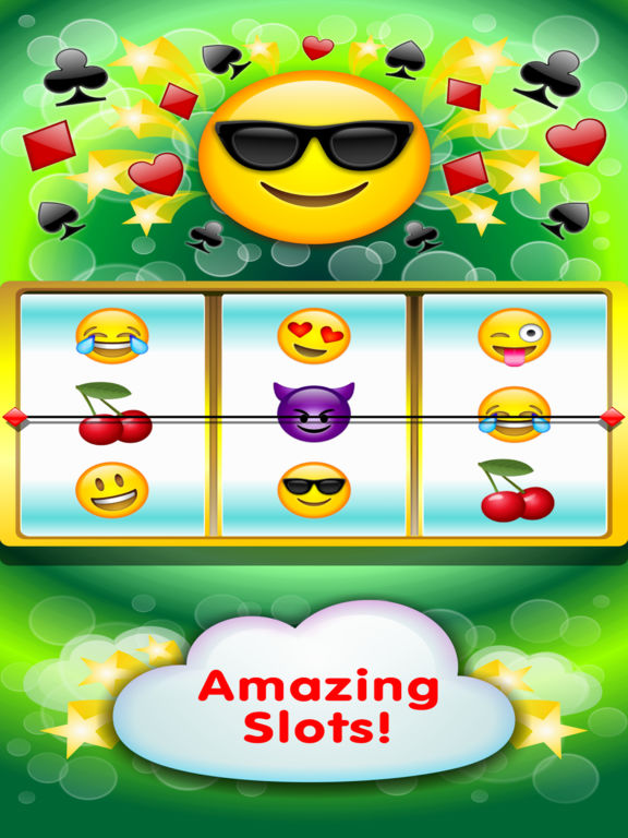 Emoji Slots Vegas Style Slot Machine - Pro Edition screenshot 5
