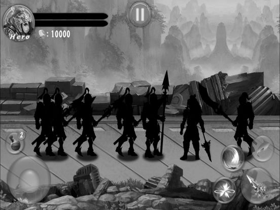 ARPG--Shadow Sword Pro. screenshot 9