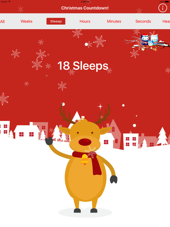 Christmas Countdown & Event Reminder screenshot 10
