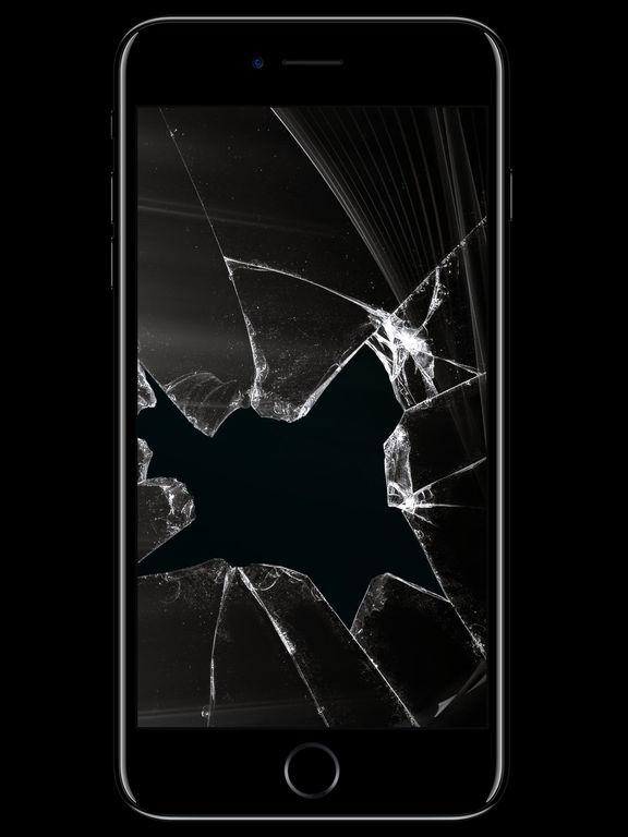 Разбитый Экран Обои На Айфон 6