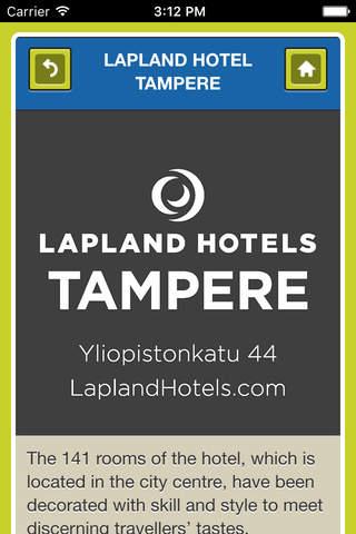 CITY-OPAS Tampere - náhled