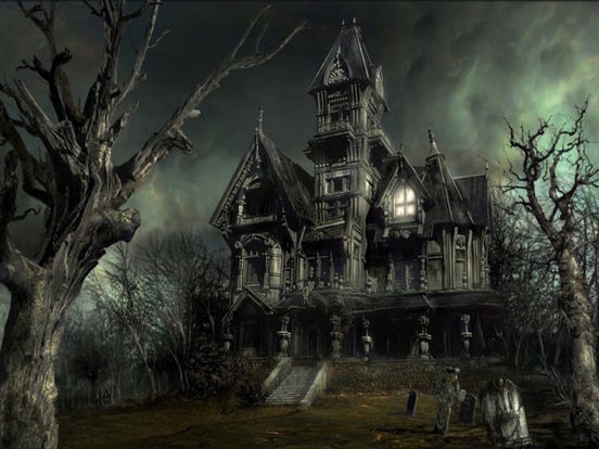 VR Haunted House With Google CardBoard screenshot 4