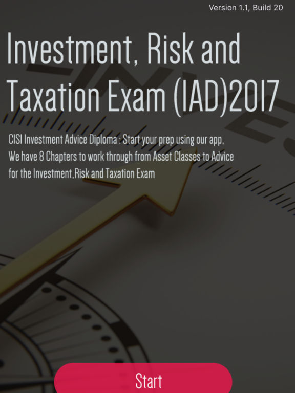 Investment Risk & Taxation screenshot 5