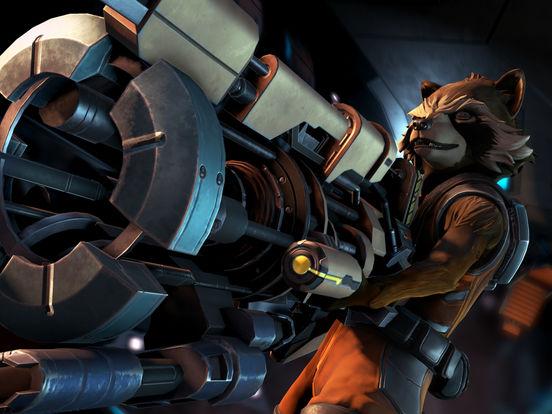 Guardians of the Galaxy TTG screenshot 9