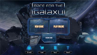 Race for the Galaxy screenshot #1
