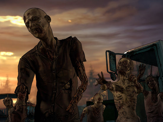 The Walking Dead: A New Frontier screenshot #2