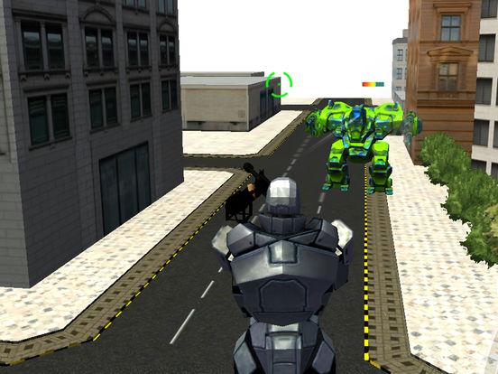 Futuristic War Robots Attack: The Last Battle screenshot 6