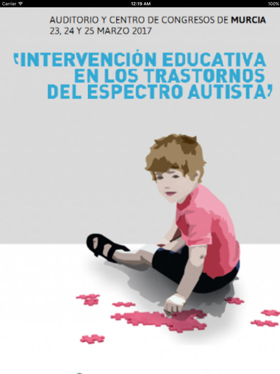 IV CONGRESO AUTISMO screenshot 5
