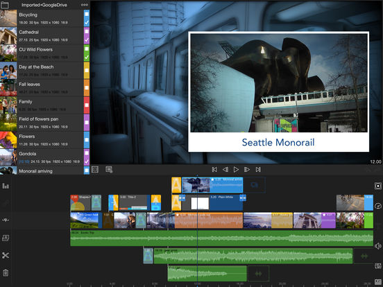 LumaFusion screenshot 6