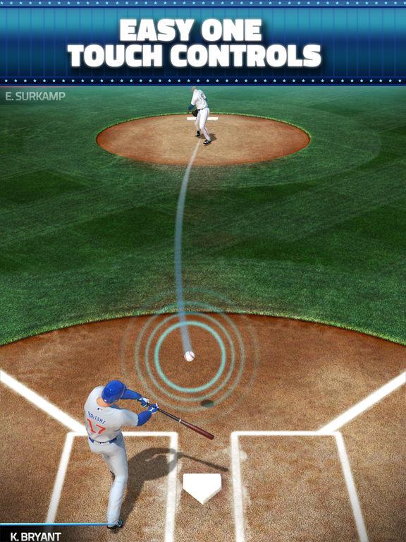 MLB Tap Sports Baseball 2017 screenshot 7