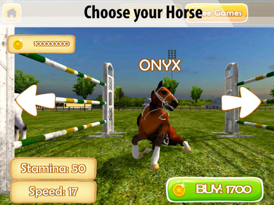 Equestrian: Horse Racing 3D Full screenshot 7