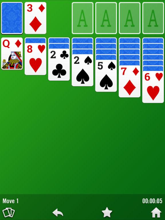 TriPeaks Sοlitairе screenshot 4