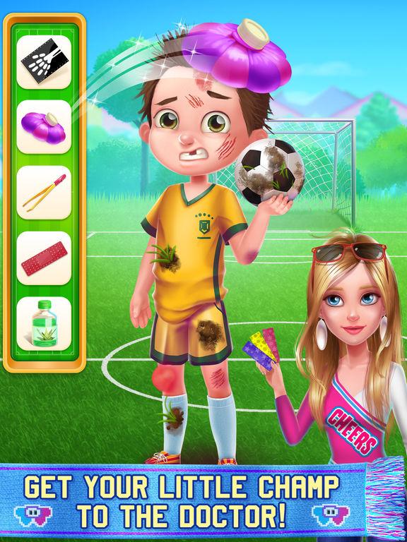 Soccer Mom's Crazy Day screenshot 9