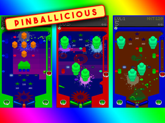 Pinball Colors screenshot 6