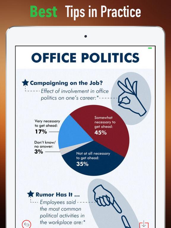 Office Politics Guide-HBR Strategic Tips screenshot 9