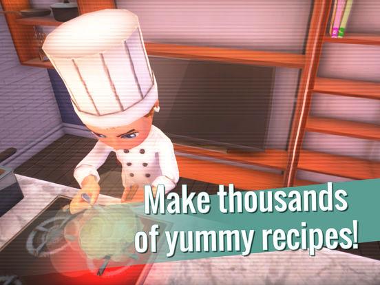 Youtubers Life - Cooking screenshot 9