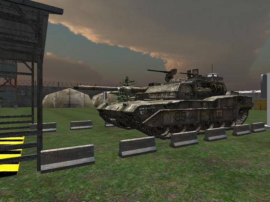 Army Tank Battle Field Driver screenshot 6