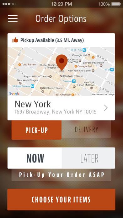 Angelo's Pizza NYC screenshot 2