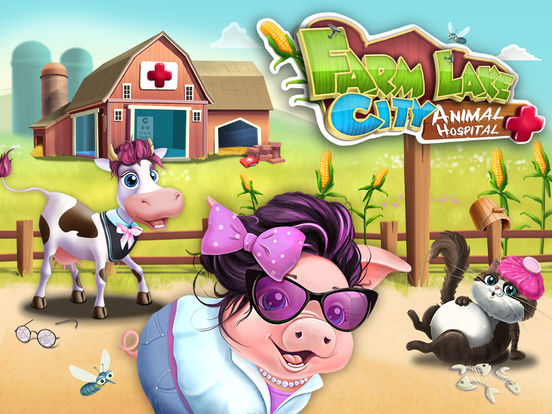 Farm Lake City Animal Hospital - No Ads screenshot 6