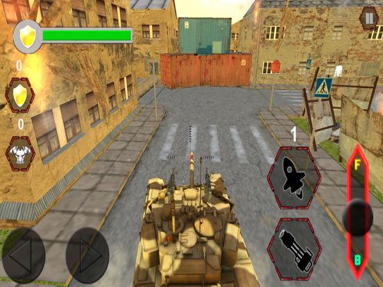 3D Tank War-fare Strike : New Mobile Combat Game-s screenshot 5