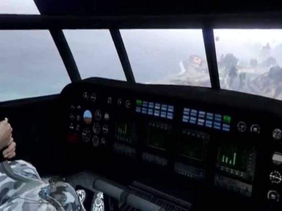 VR Flight Simulator with Google Cardboard Edition screenshot 4