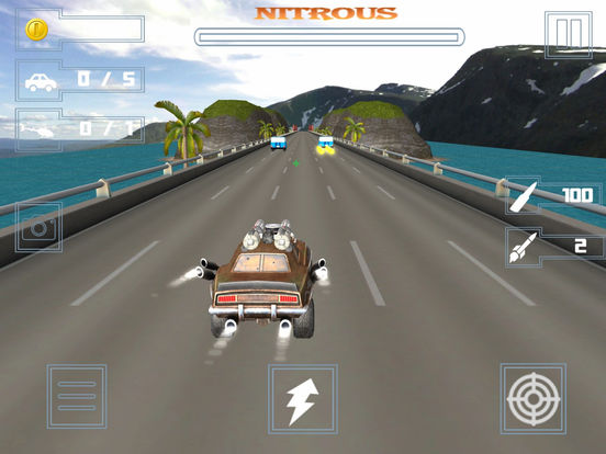 Speed to Dark Car screenshot 5